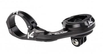 K-EDGE LEZYNE Pro Combo Mount, 31.8mm, Black Ano