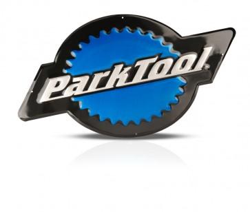 Metal Park Tool Logo Sign