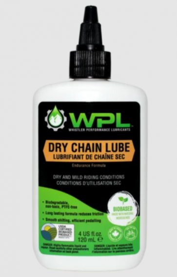 WPL Dry Chain Lube 120 mL
