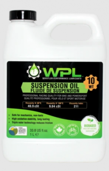 High Performance Suspension Oil 1L
