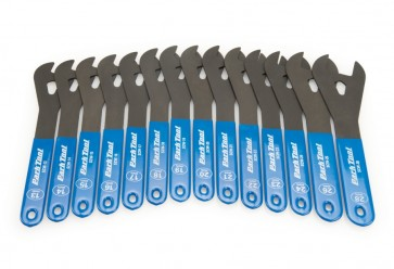 Shop Cone Wrench Set:  13mm to 24mm, 26mm, and 28mm