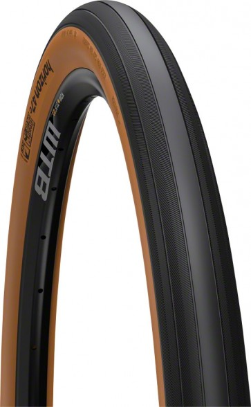 WTB Horizon 650b x 47mm Road TCS Tire, Folding Bead, Black/Tan