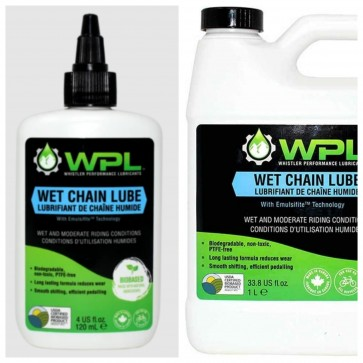 WPL Wet Chain Lube