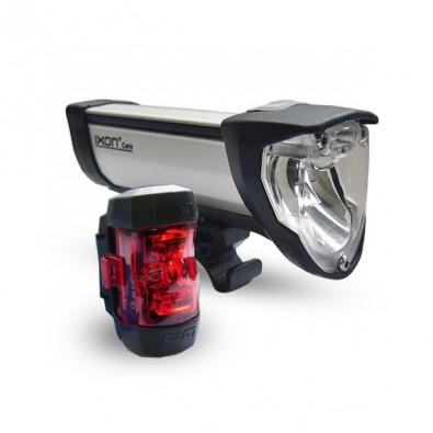 B+M IXON Core Head Light / IXXI Rear Light