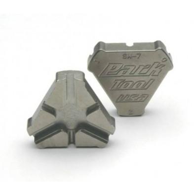 """Triple Spoke Wrench:  .127"""", .130"""", .136"""""""