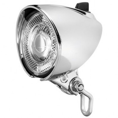 B+M LUMOTEC Classic N Plus, 25 Lux Head Light