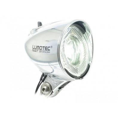 B+M LUMOTEC Classic T Senso Plus, 30 Lux Head Light