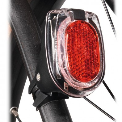 B+M SECULA Plus Rear Light - Seatpost/stay mount