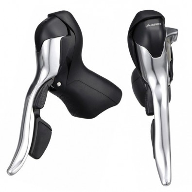 MicroShift R9 Road Shifter Set, Triple, 9 speed