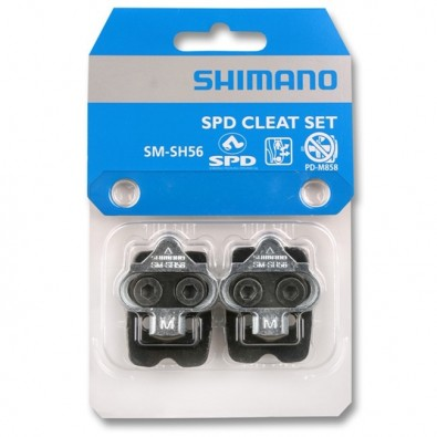 Shimano SH56 SPD Cleats Multi Release