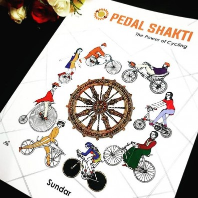 Pedal Shakti: The Power of Cycling