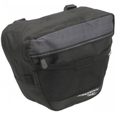 Axiom Adirondack 4.5 Handlebar Bag: Black