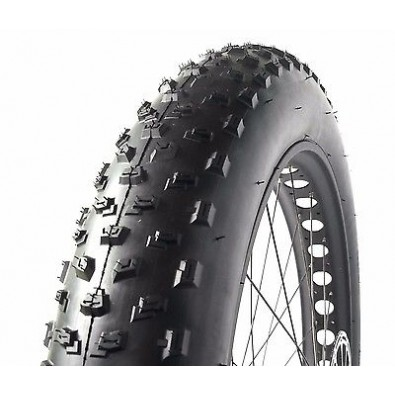 Surly Nate 26x4 27tpi tire, Wire Bead
