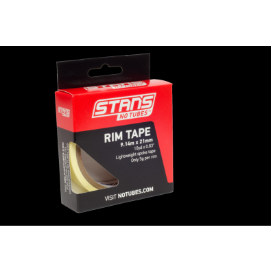 NoTubes Rim Tape, 10yd X 21mm