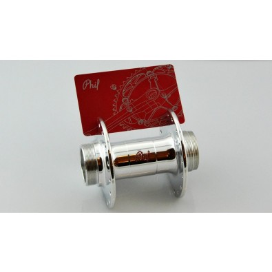 Phil Wood Hub Shell Business Card Holder