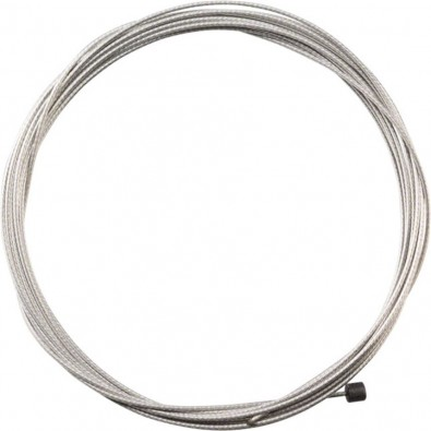 ABC Basic Derailleur Cable, 1.2mm, Galvanized Steel, 2300mm, EACH