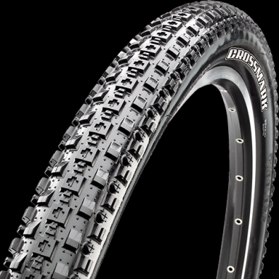 Maxxis Crossmark Tire 26 x 2.1 - Wire bead