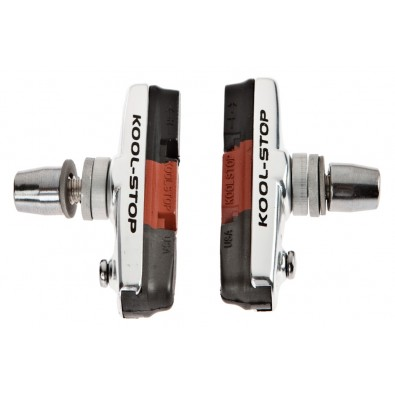 Kool-Stop Cross Threaded Holder with triple compound pads