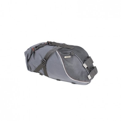 ViaTerra Cycliste Seatpost Bag - Black
