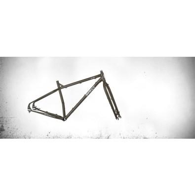 Surly - Frame Set - ECR