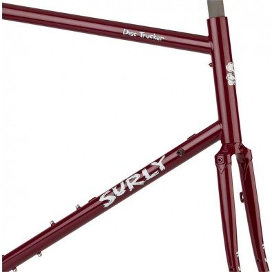 Surly - Frame Set - Disc Trucker