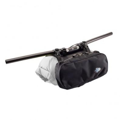 Porcelain Rocket MCA Handlebar System, 500D Black