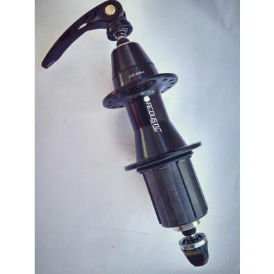 ABC Road Rear Hub, non-Disc 130mm, Cartridge Bearing, 28h