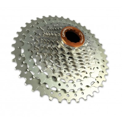 11-40 Wide Range 10 Speed Cassette