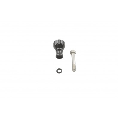 K-EDGE Go Big Thumb Screw (with hex locking bolt)
