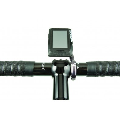 K-EDGE WAHOO ELEMNT/BOLT Pro Mount, 35mm, Black Anodize