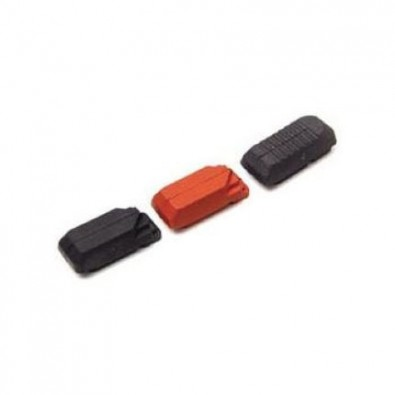 Kool-Stop Tectonic Replacement Pad Inserts, Triple Compound