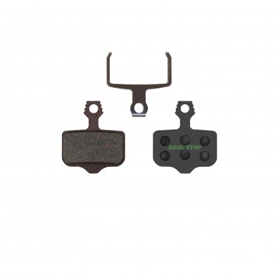 Kool-Stop Disc Brake Pad for Avid Code 2010, E-Bike