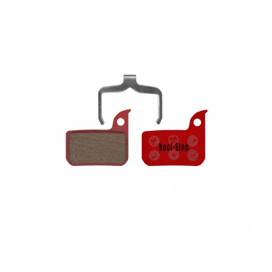Kool-Stop Disc Brake Pad for SRAM Red Road, Force 22 Hyd, Organic