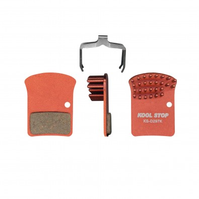 Kool-Stop Aero Kool Disc Brake Pad for SRAM Red Road, Force 22 Hyd