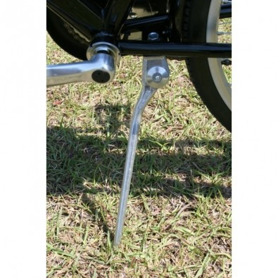Greenfield Kickstand for bike with factory mounting plate