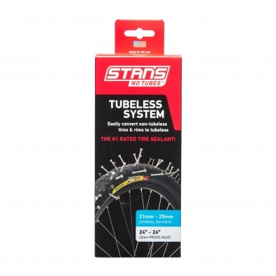 NoTubes Tubeless Kit, Standard