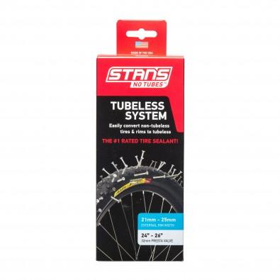 NoTubes Tubeless Kit, Standard