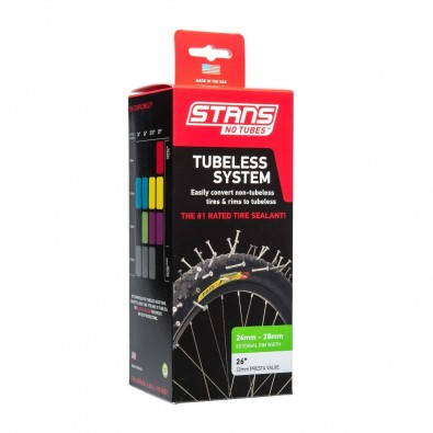NoTubes Tubeless Kit, Enduro