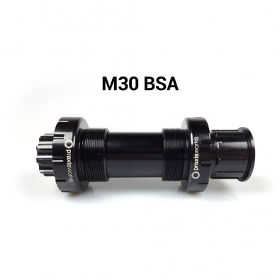 Praxis M30 BSA 68/73mm Road/MTB Bottom Bracket