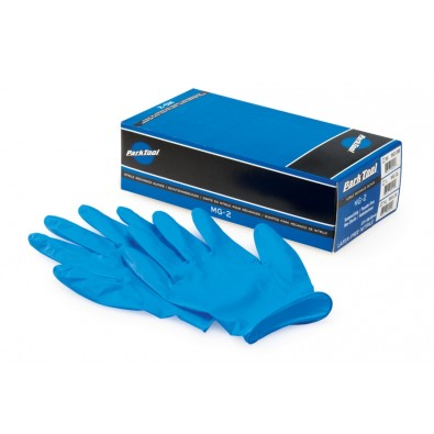 Nitrile Mechanic's Gloves - box of 100