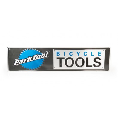 Metal Park Tool Logo Sign