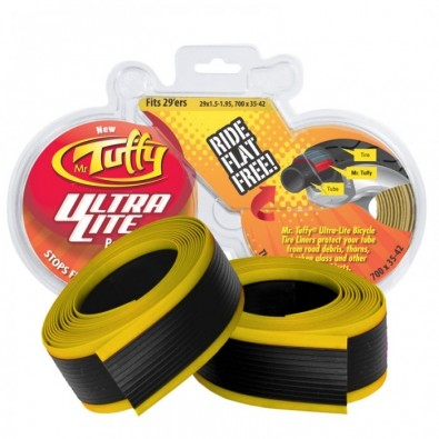 Mr. Tuffy Ultra-lite Gold - Twin pack (700x32-41)
