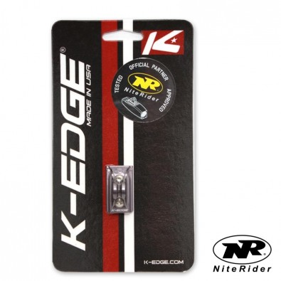 K-EDGE NiteRider Adapter (Lumina & Mako Series)