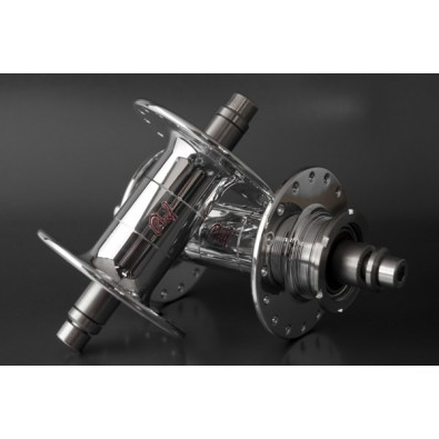 Phil Wood Touring Front Hub, QR, 36h, 100mm