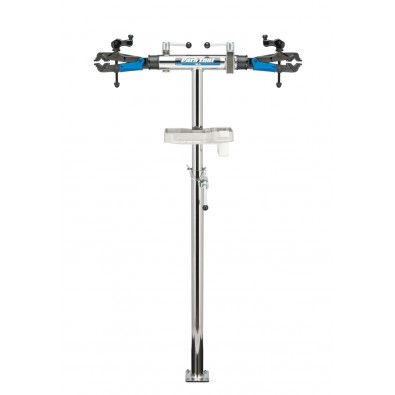 Deluxe Double Arm Repair Stand with two 100-3D clamps