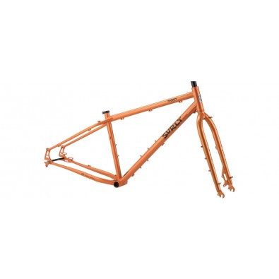 Surly - Frame Set - Pugsley