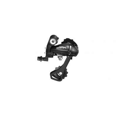 Shimano Sora Rear Derailleur GS (3x9-Speed), Med Cage