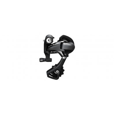 Shimano 105 Rear Derailleur GS (11-Speed), Med Cage