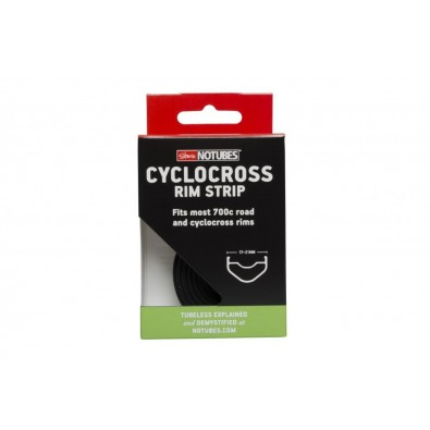 NoTubes Rim Strip, Cyclocross