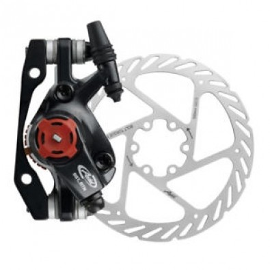 Avid BB7 MTB F/R Disc Brake Calipers with Rotor